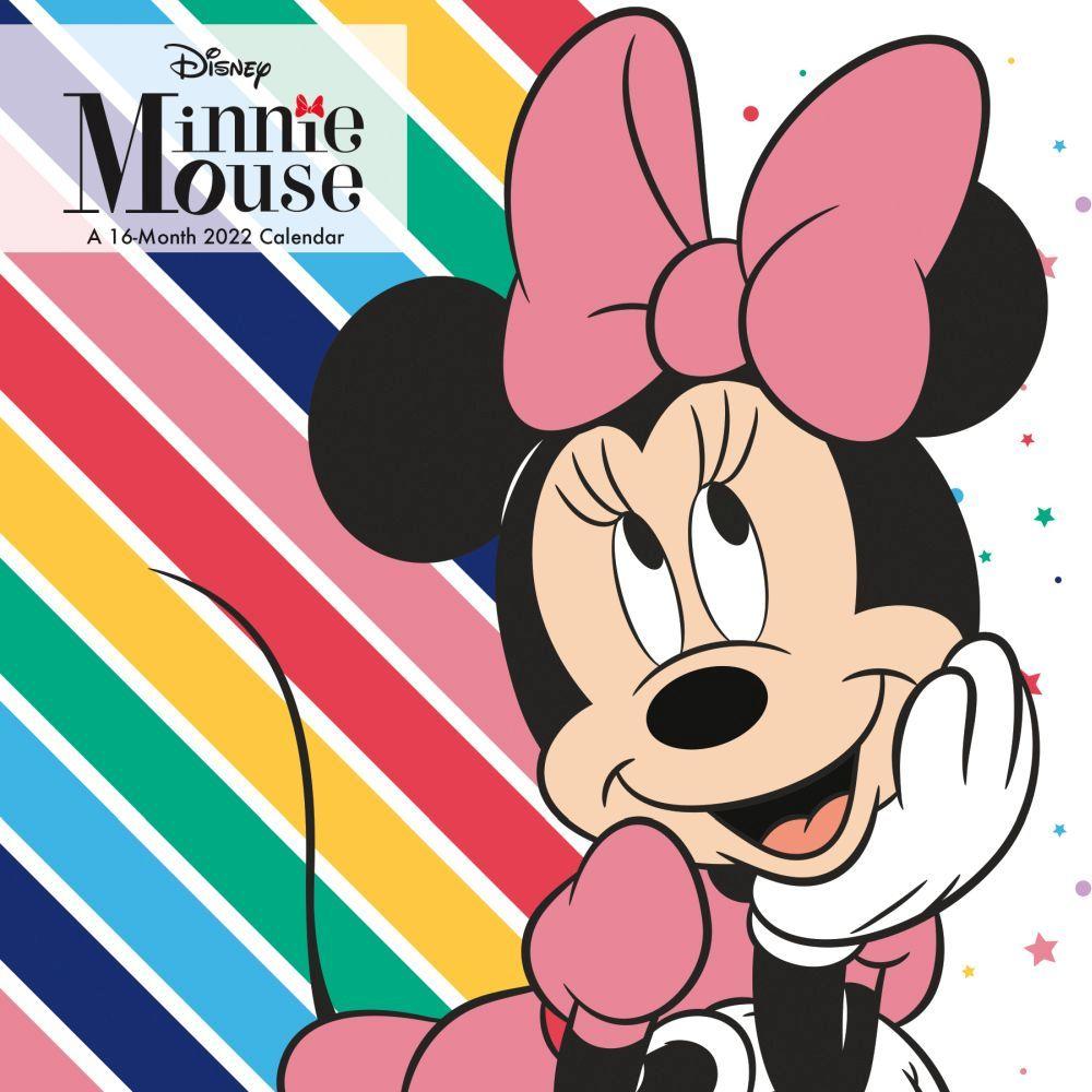 Minnie Mouse 2022 Wall Calendar