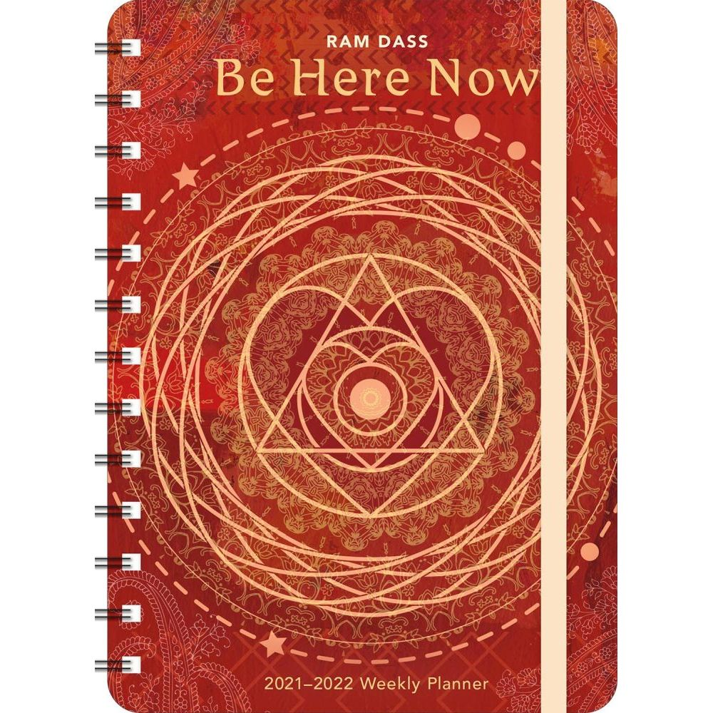 Ram Dass On-the-Go 2022 Weekly Planner