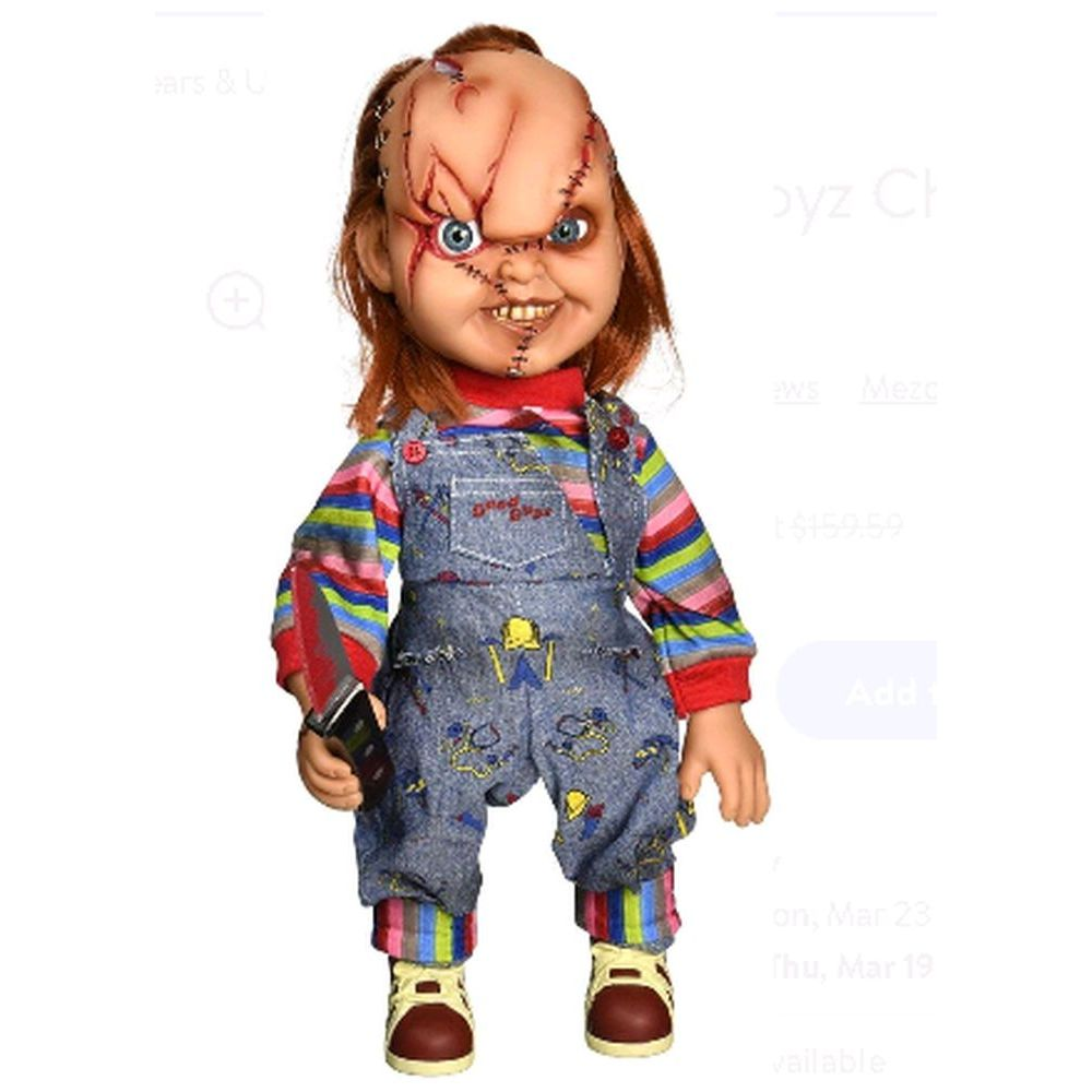 Childs Play MDS Mega Sneering Chucky