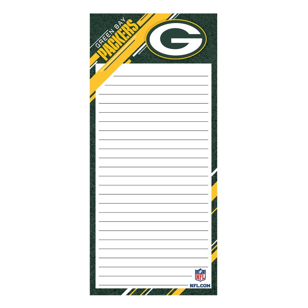 Green-Bay-Packers-List-Pad-(1-Pack)-1