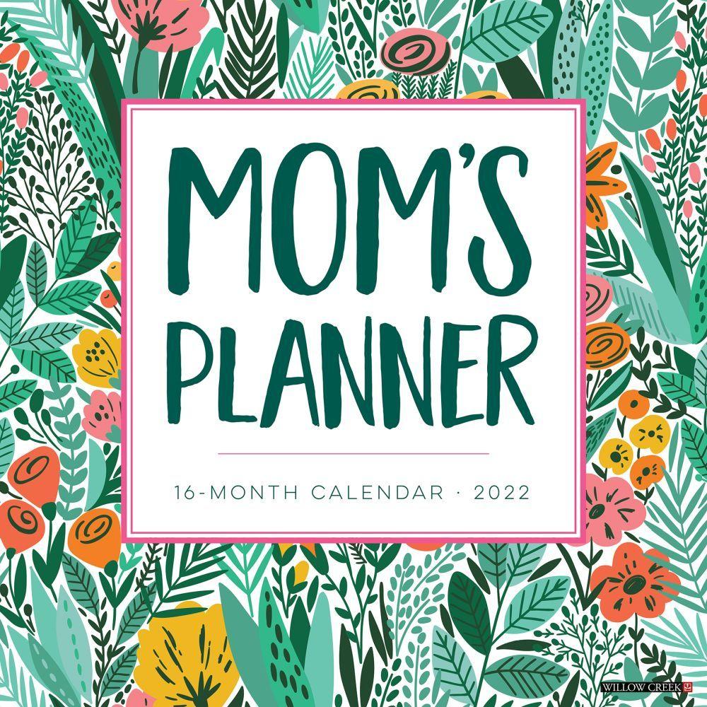 Moms Planner 2022 Wall Organizer