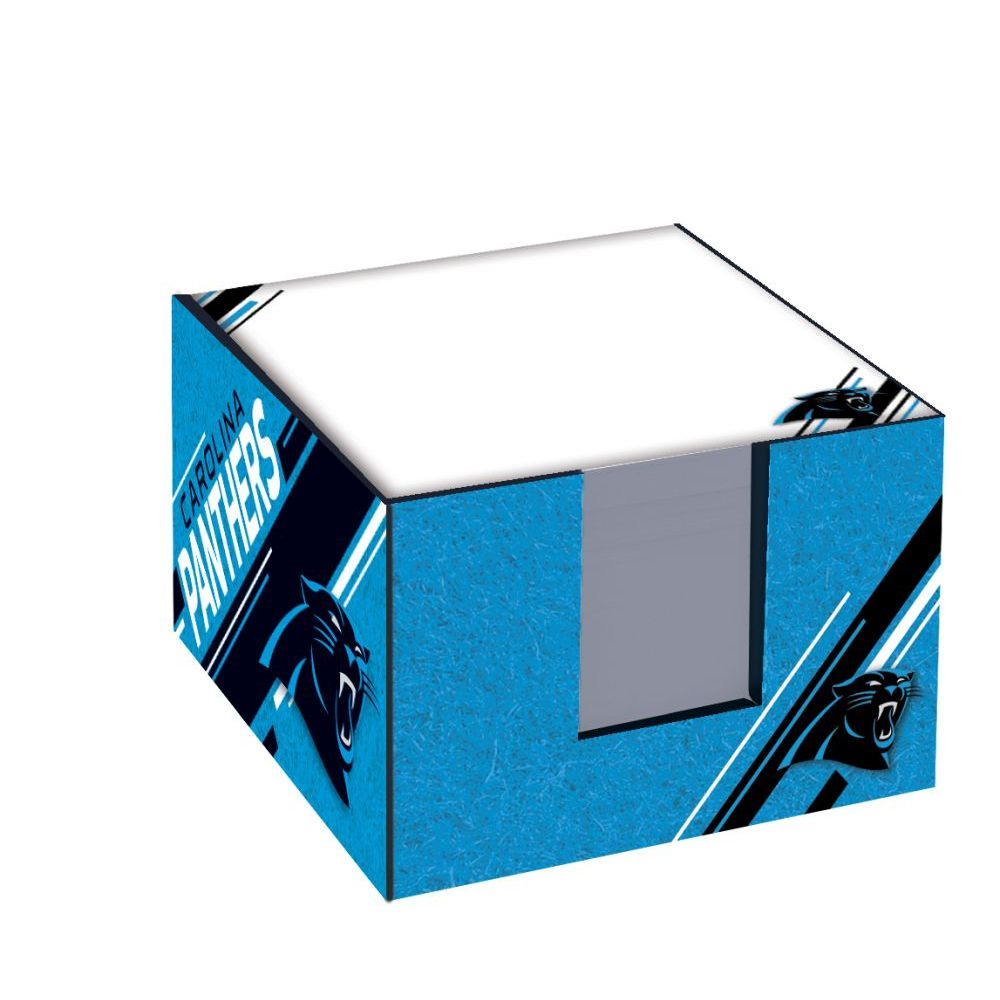 NFL-Carolina-Panthers-Note-Cube-W/-Holder-1