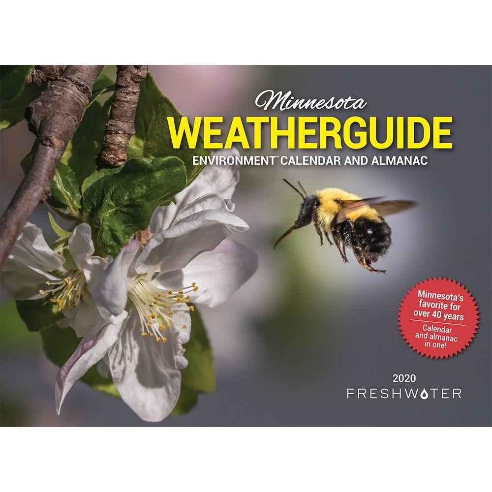 2021 Minnesota Weatherguide Wall Calendar
