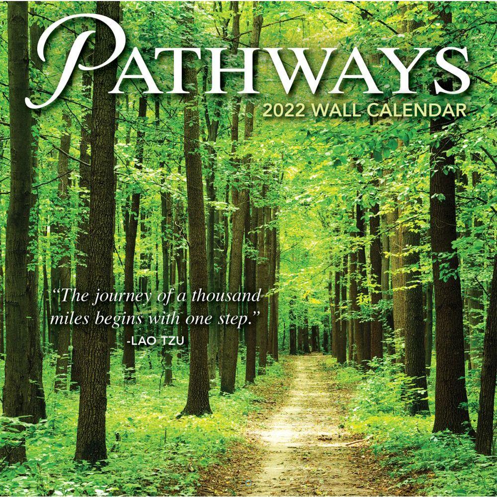 Pathways 2022 Wall Calendar