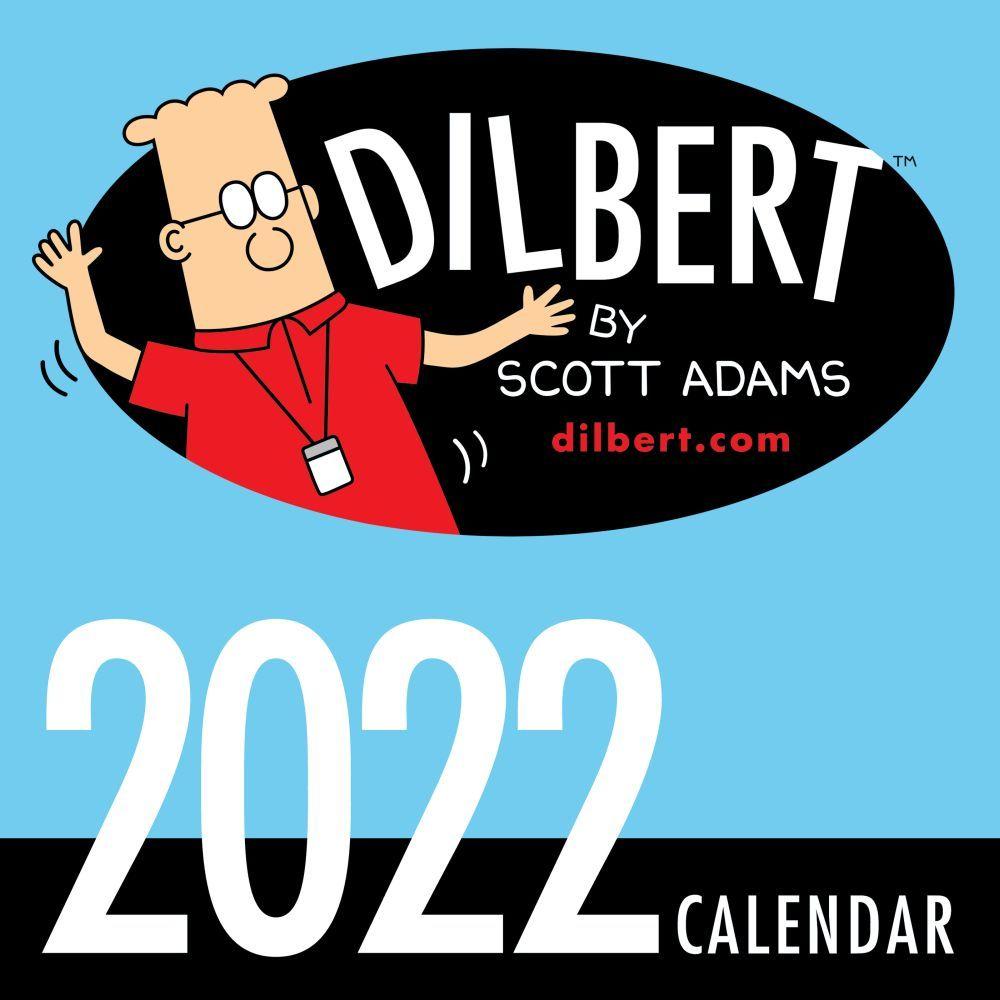 Dilbert 2022 Mini Wall Calendar