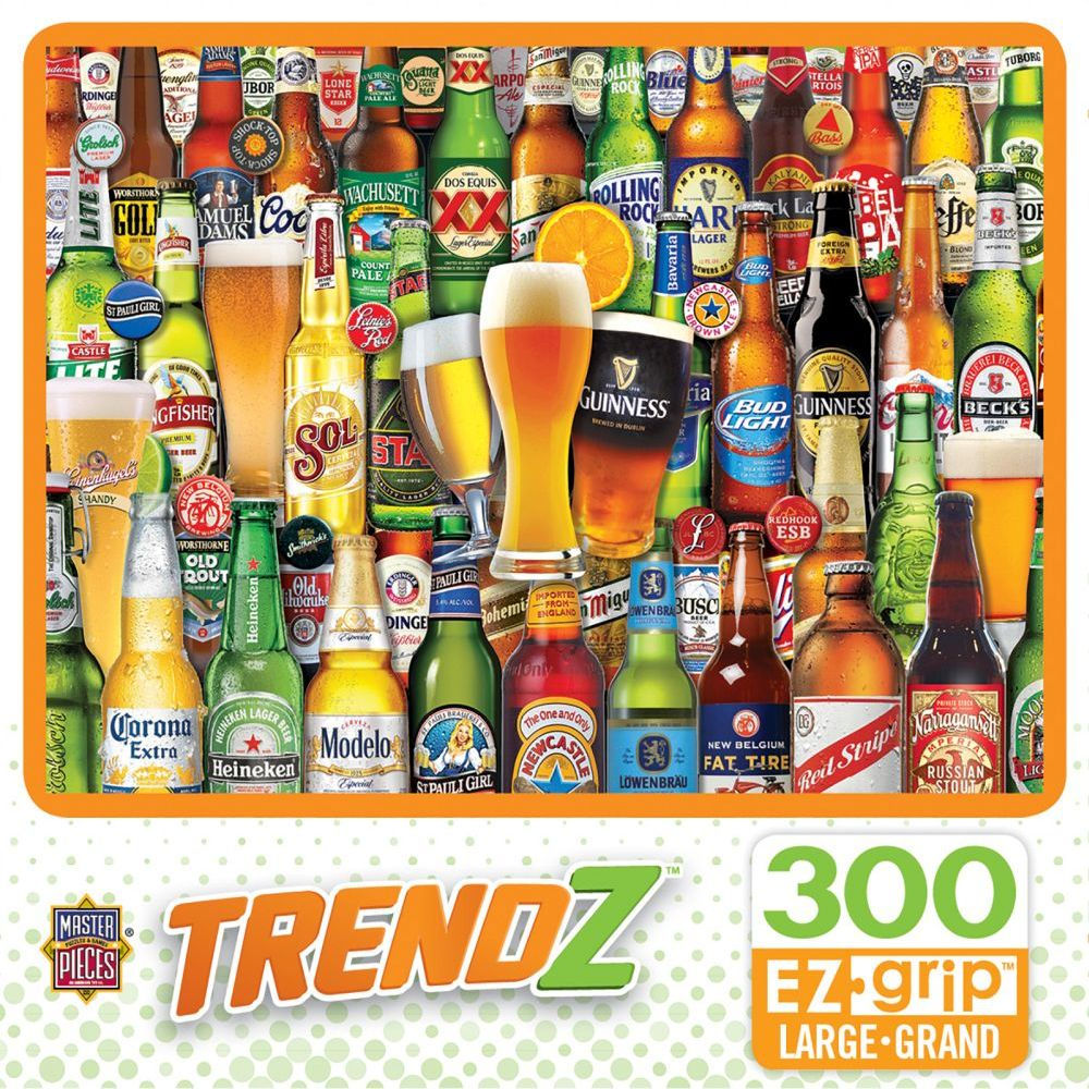 Best Bottoms Up 300 Piece Puzzle You Can Buy