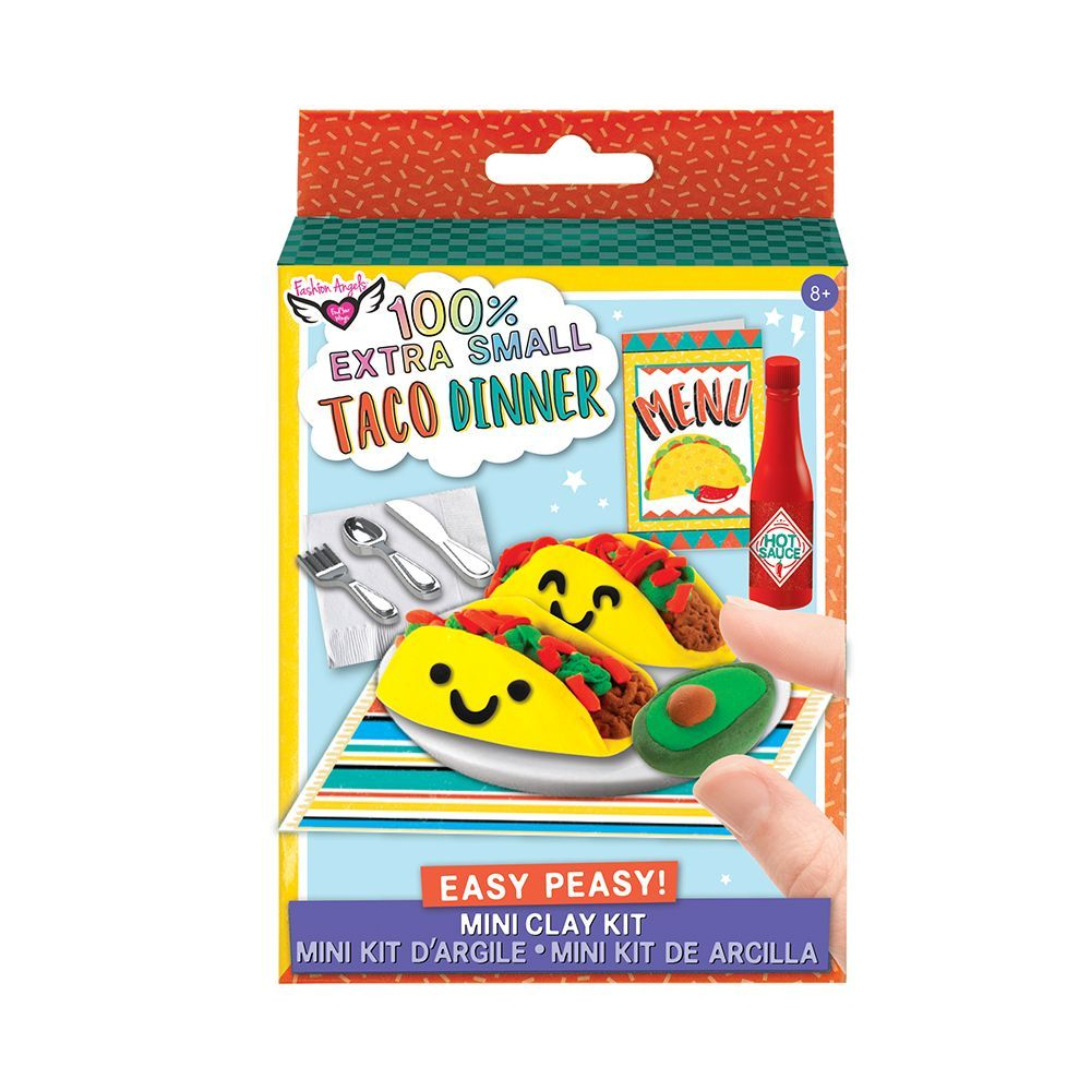 Extra-Small-Taco-Dinner-Mini-Clay-Kit-1
