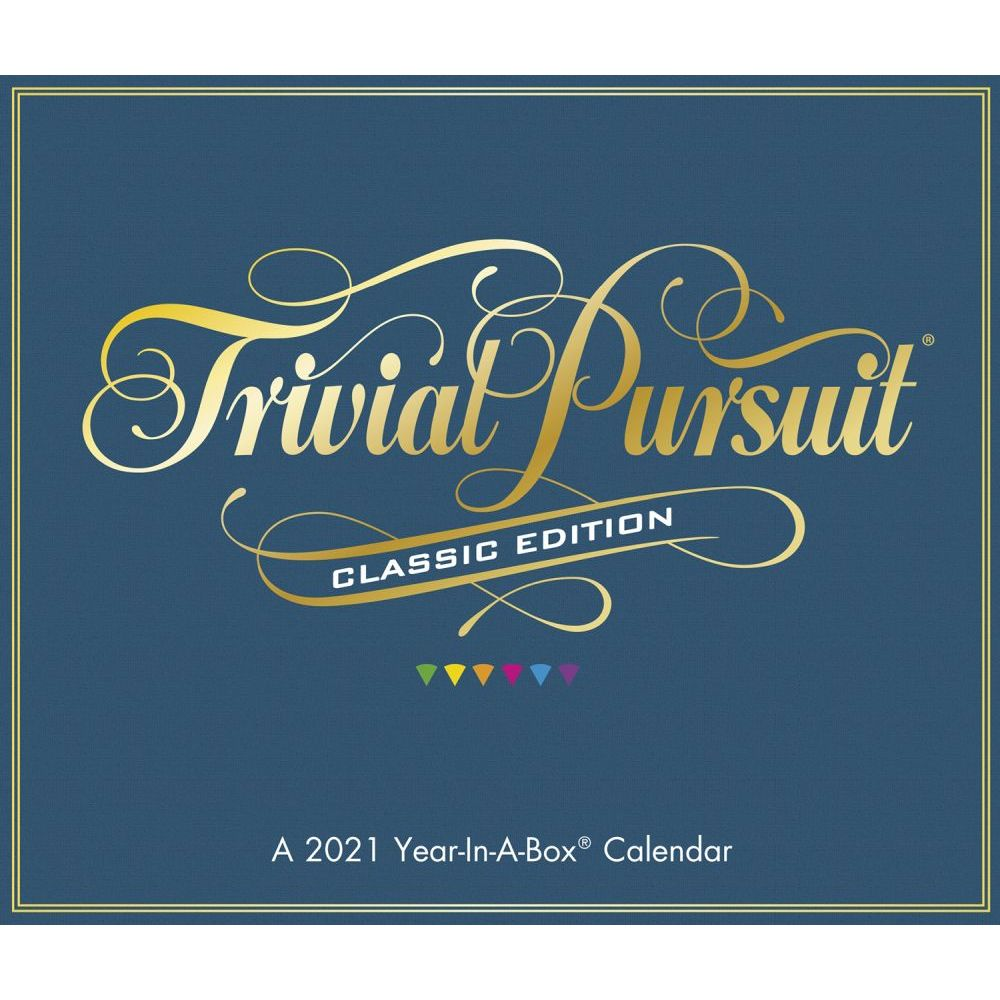 Trivial Pursuit Kartensatz 2021