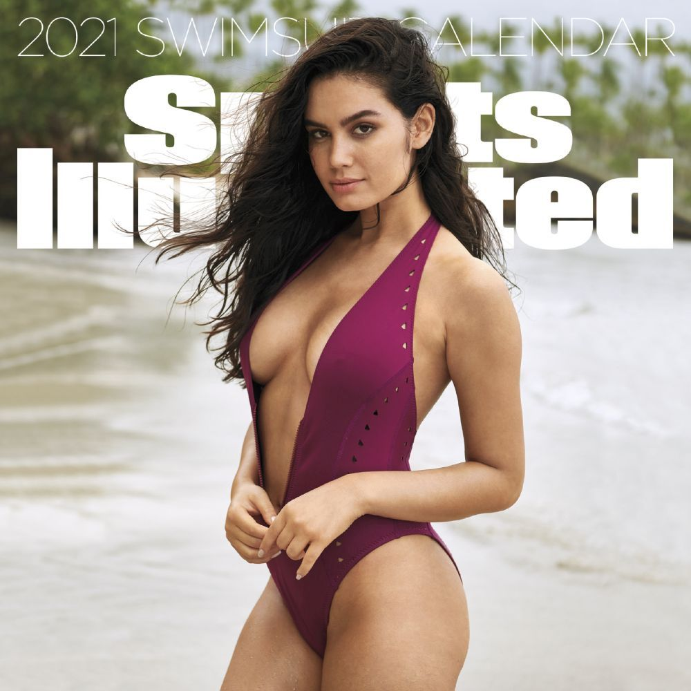 SI Swimsuit Exclusive 2021 Mini Wall Calendar