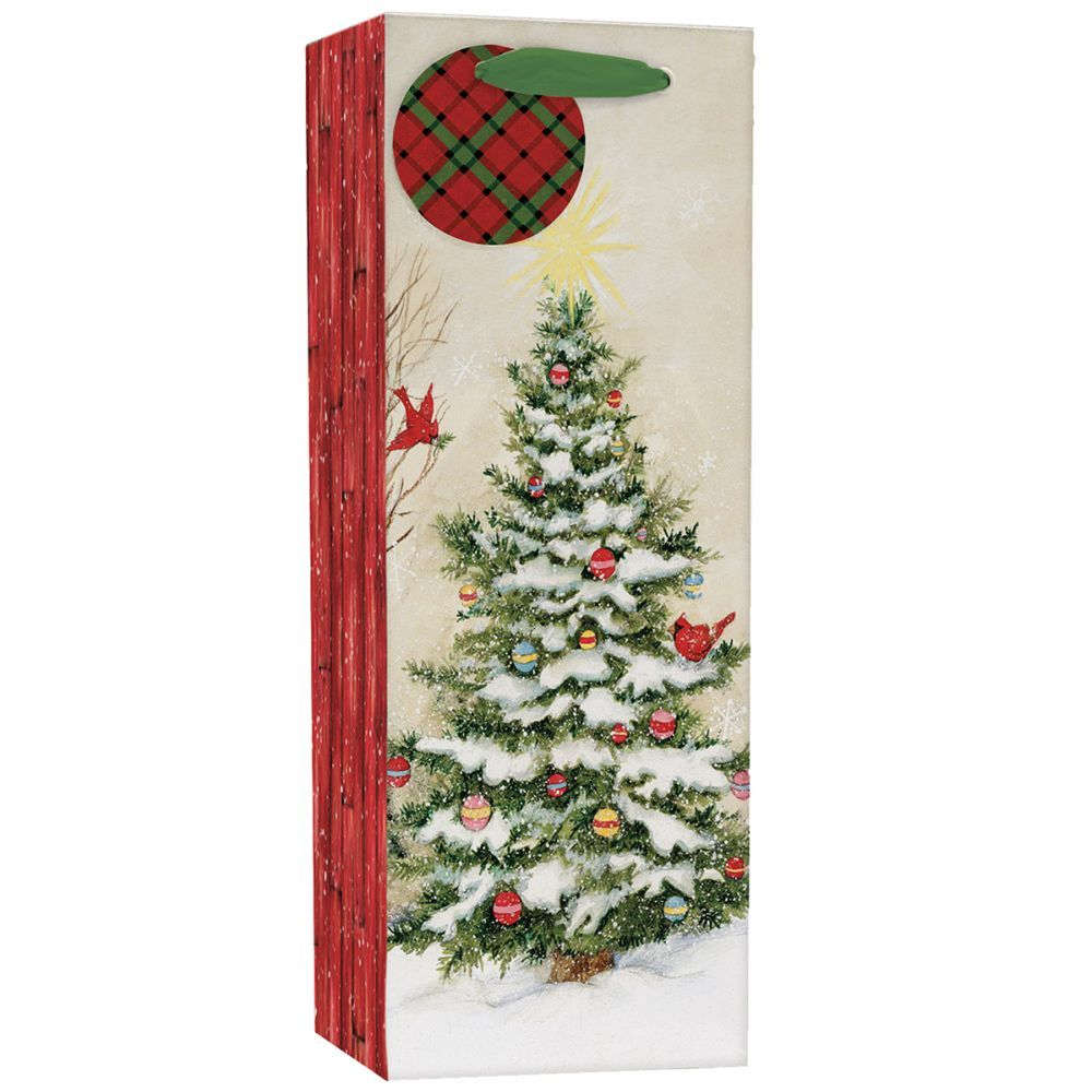 Evergreen-Christmas-Bottle-Gift-Bag-2