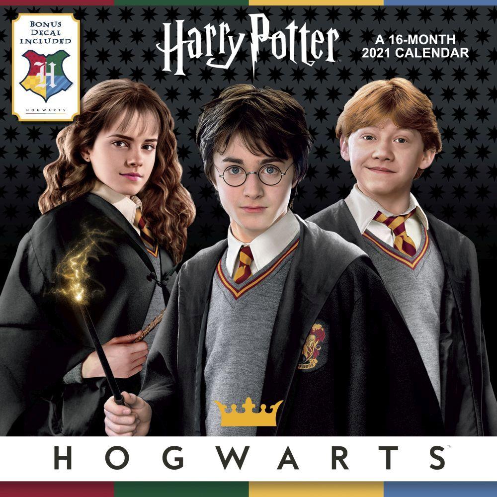 Harry Potter Wall Calendar