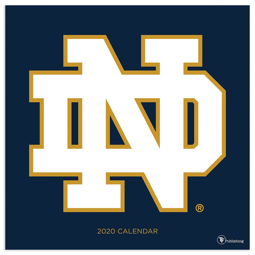 Notre-Dame-University-of-Wall-Calendar-1