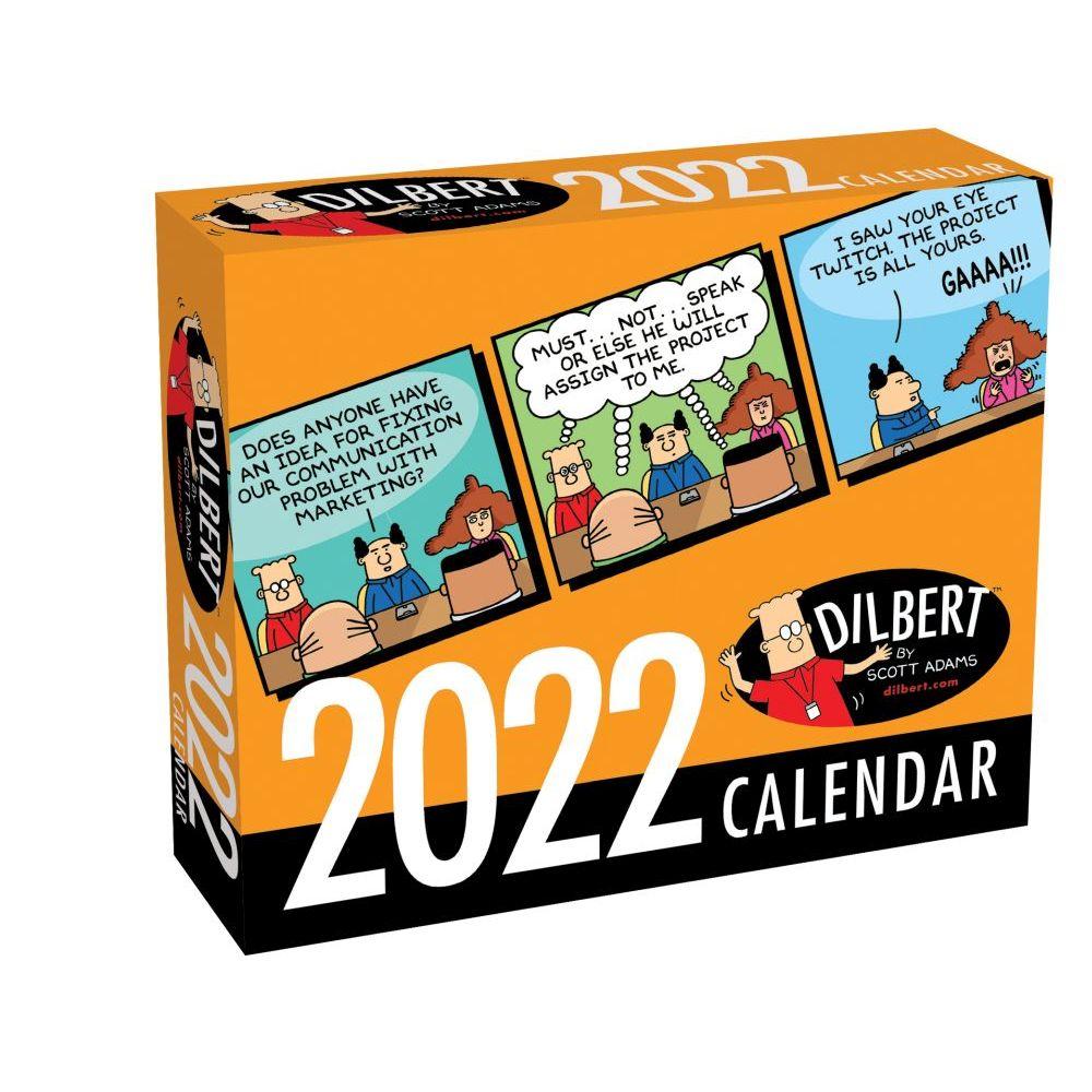 Dilbert 2022 Day-to-Day Calendar