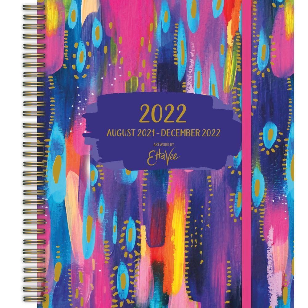 Ettavee 2022 Deluxe Planner