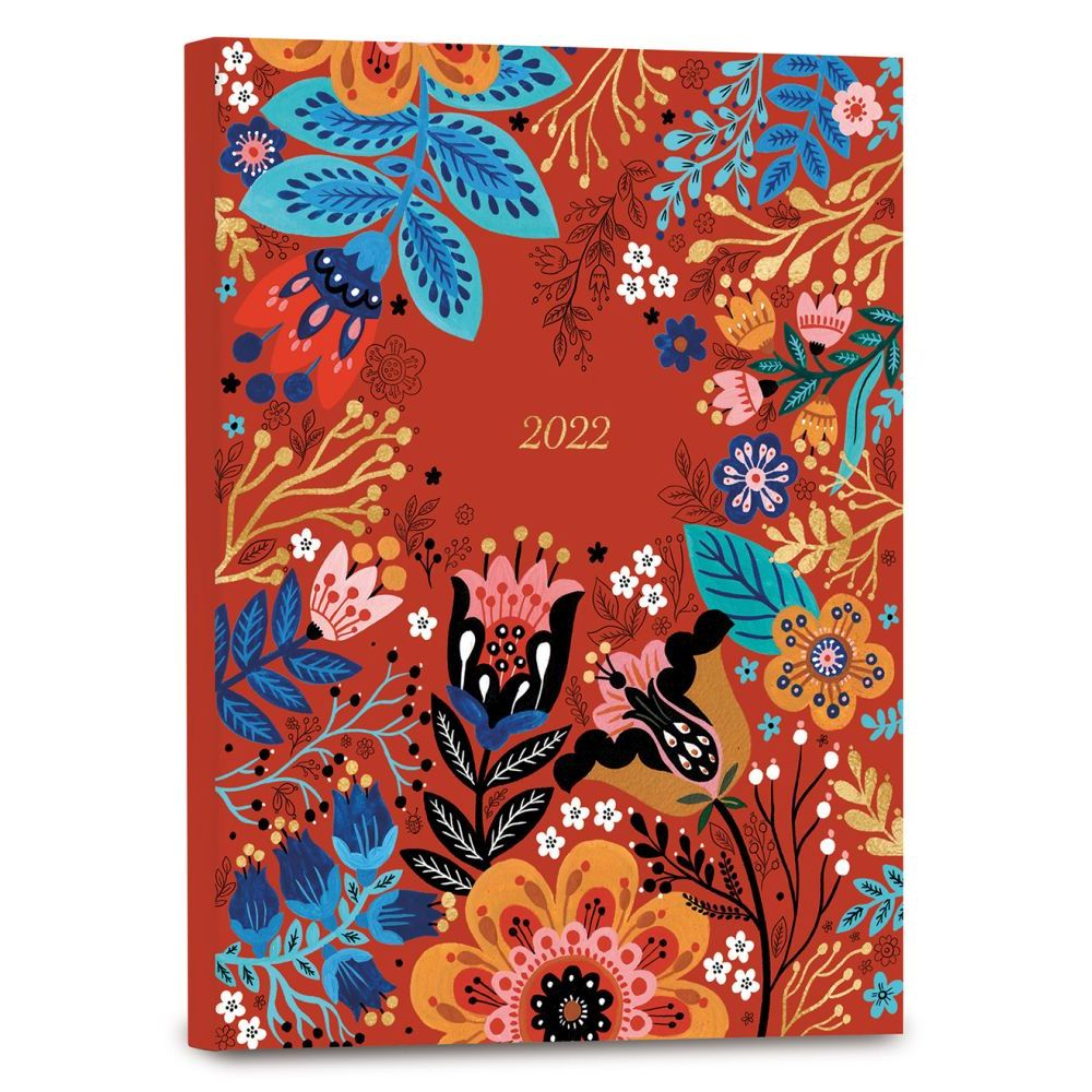 Dinaras Soft Cover High Note 2022 Planner