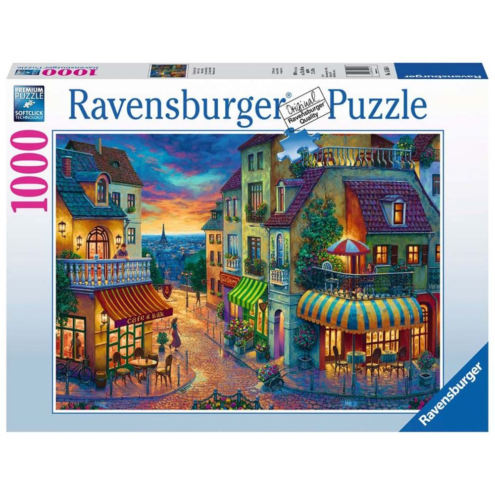 Best Evening in Paris 1000pc Puzzle You Can Buy