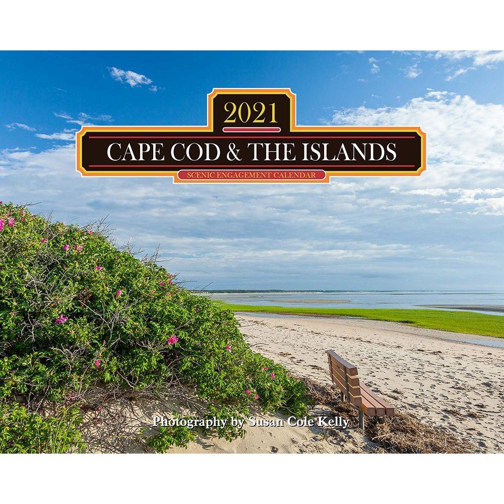 2021 Cape Cod Wall Calendar