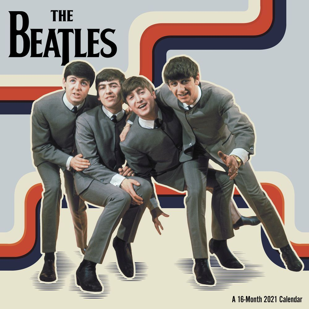 The Beatles 2021 Wall Calendar