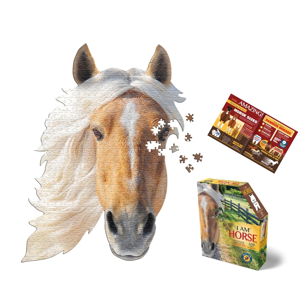 Best I Am Horse Puzzle 550pc You Can Buy
