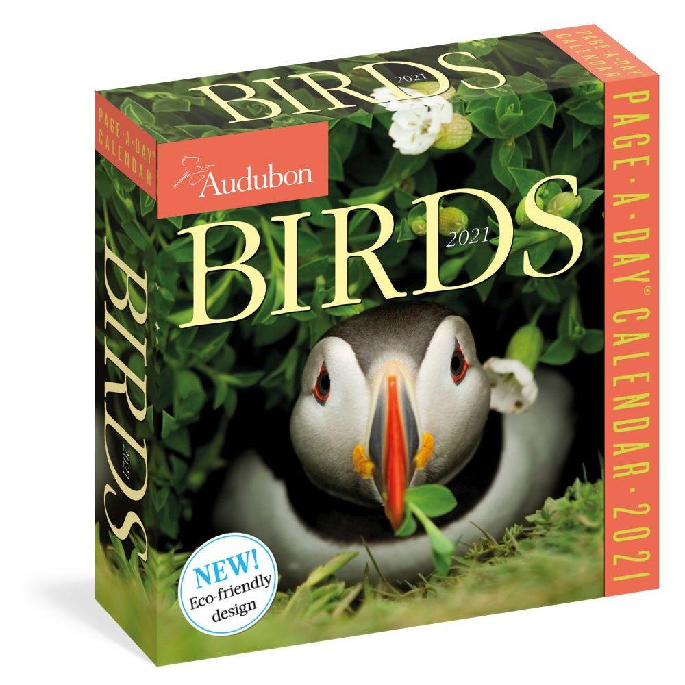 2021 Audubon Birds Desk Calendar