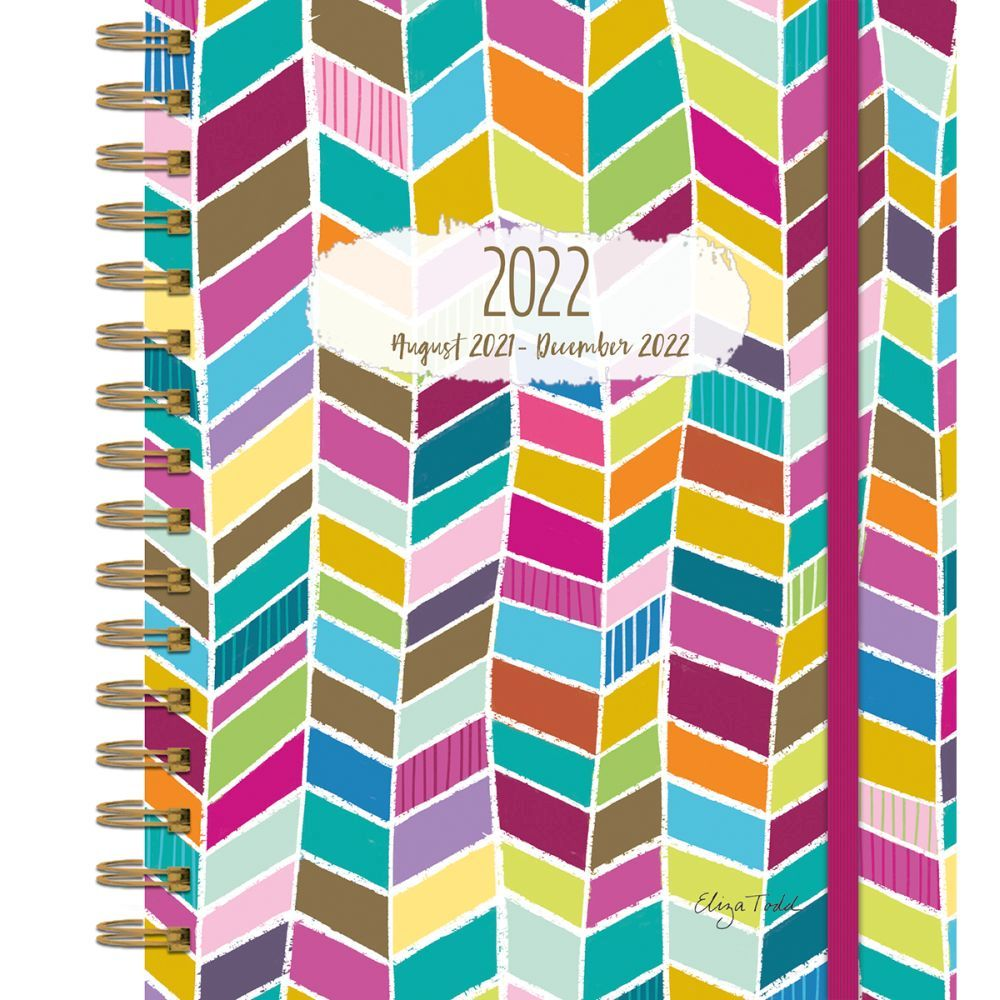 Journey Of The Heart 2022 PlanIt Planner