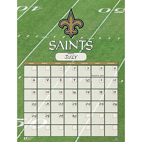 New-Orleans-Saints-Perpetual-Calendar-1
