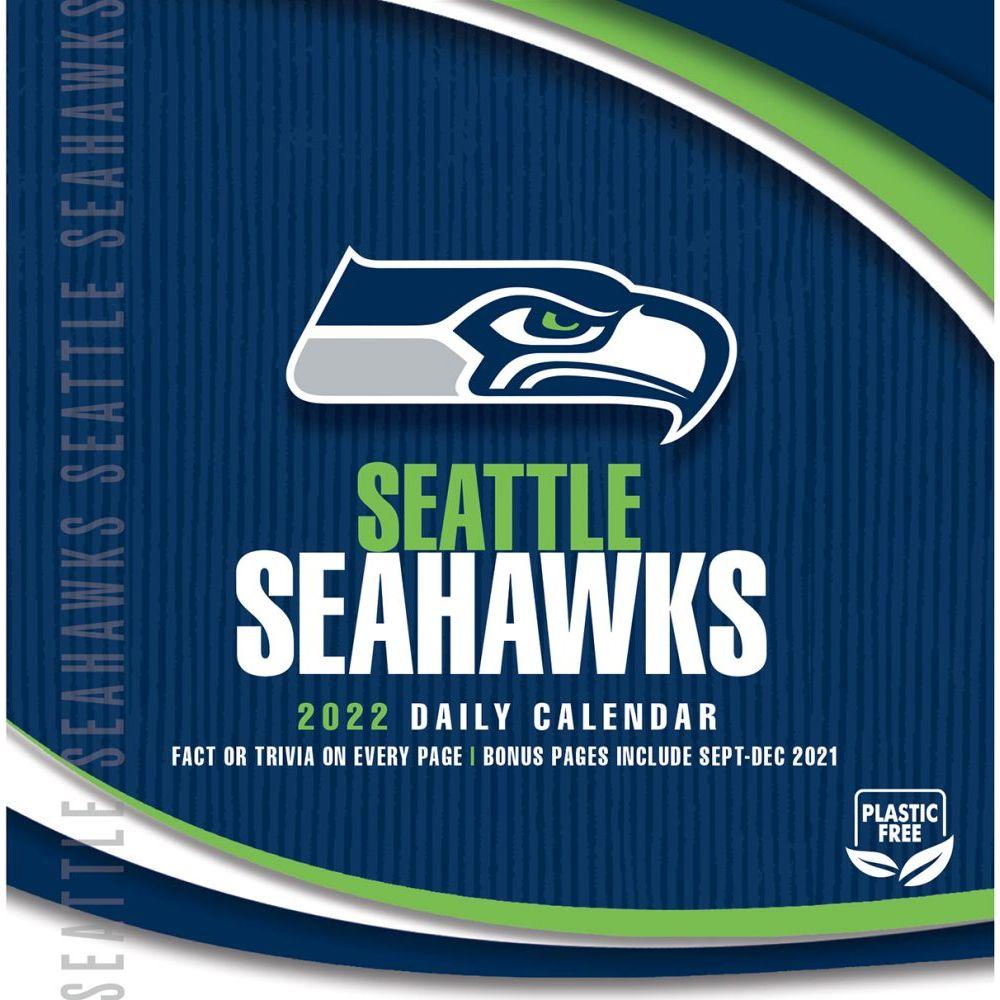 Seattle Seahawks 2022 Desk Calendar
