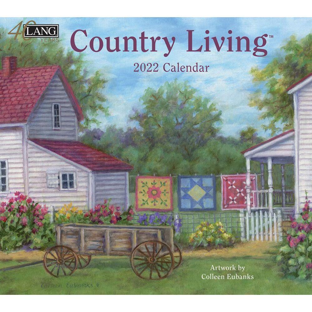 Country Living 2022 Wall Calendar