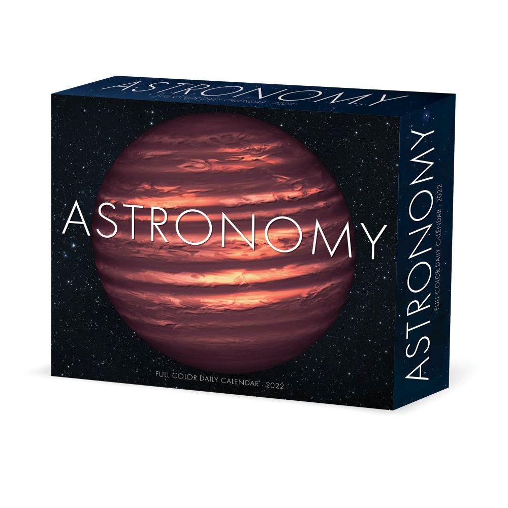 Astronomy 2022 Desk Calenda