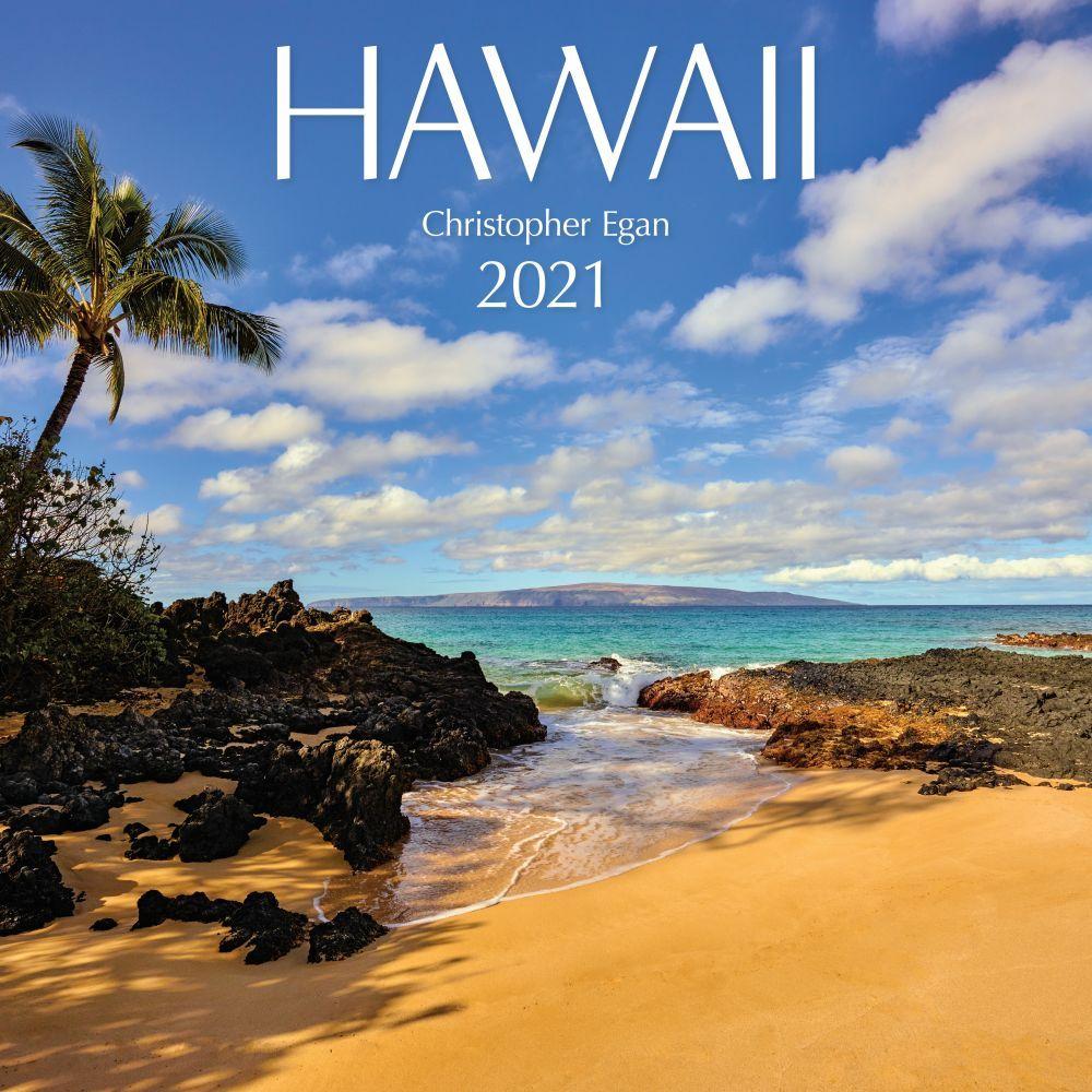 2021 Hawaii Protege Wall Calendar