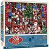Holiday Festivities 500pc Puzzle