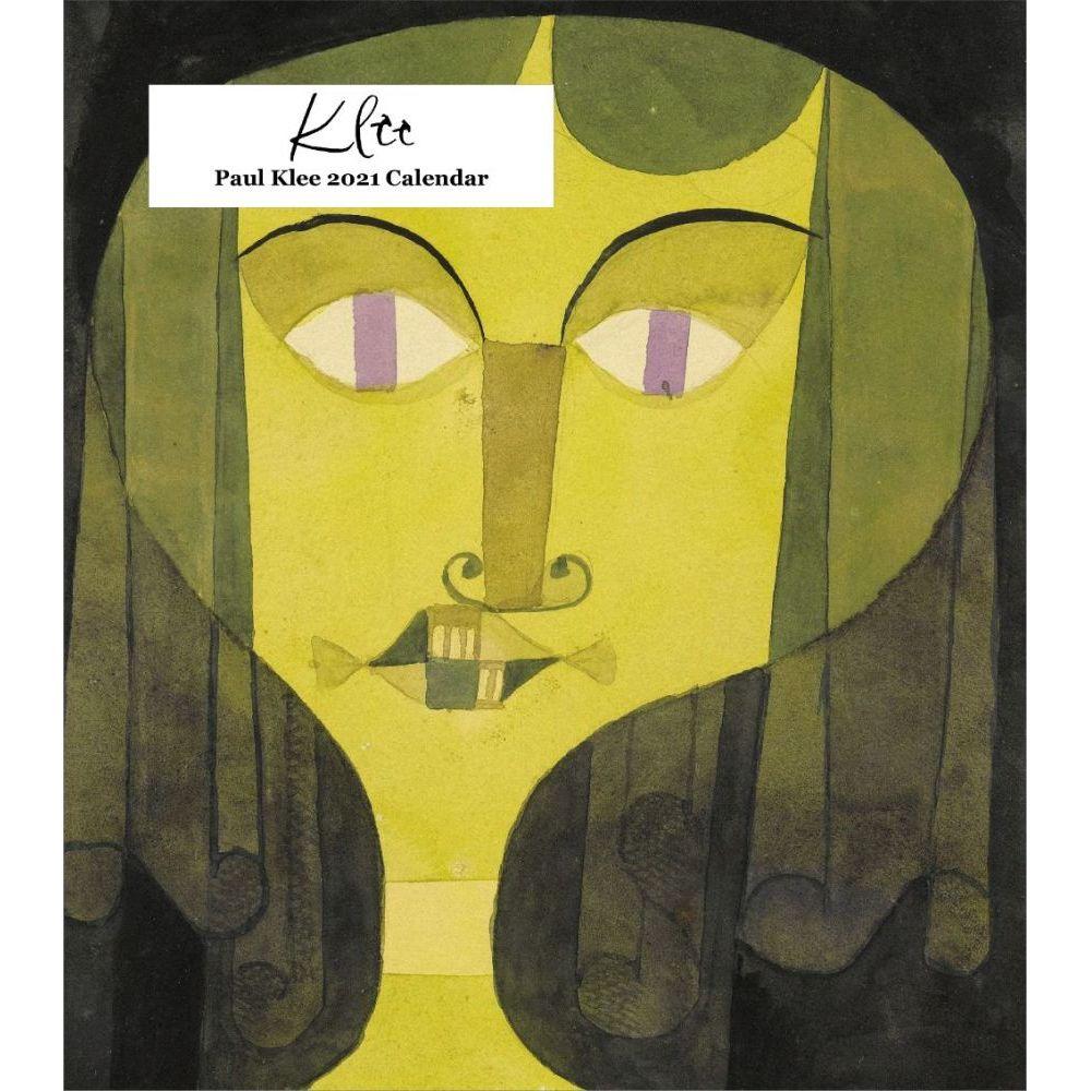 2021 Klee Easel Calendar