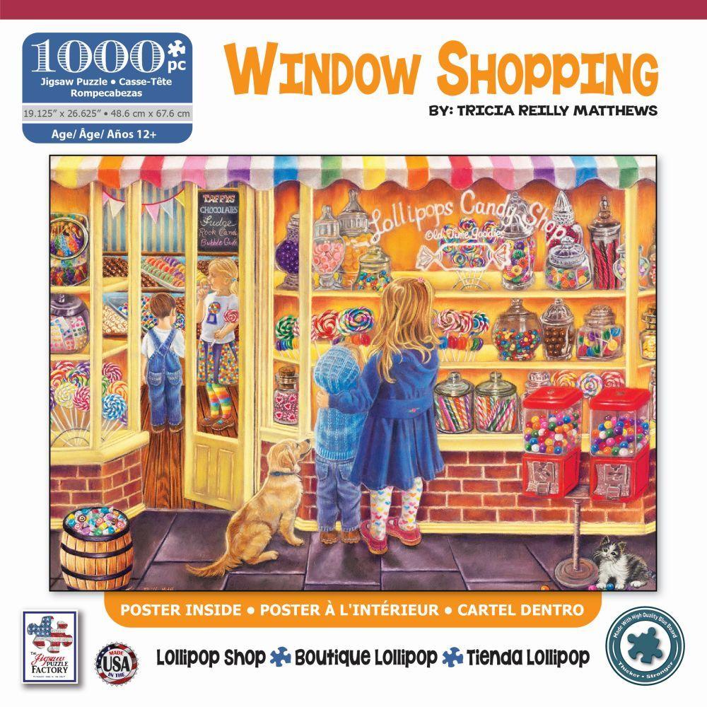 Best Lollipop Shop 1000pc Puzzle You Can Buy
