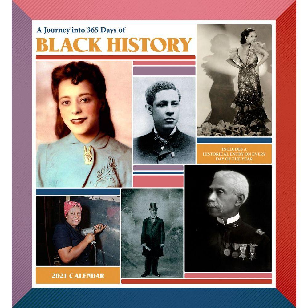 2021 Black History Wall Calendar
