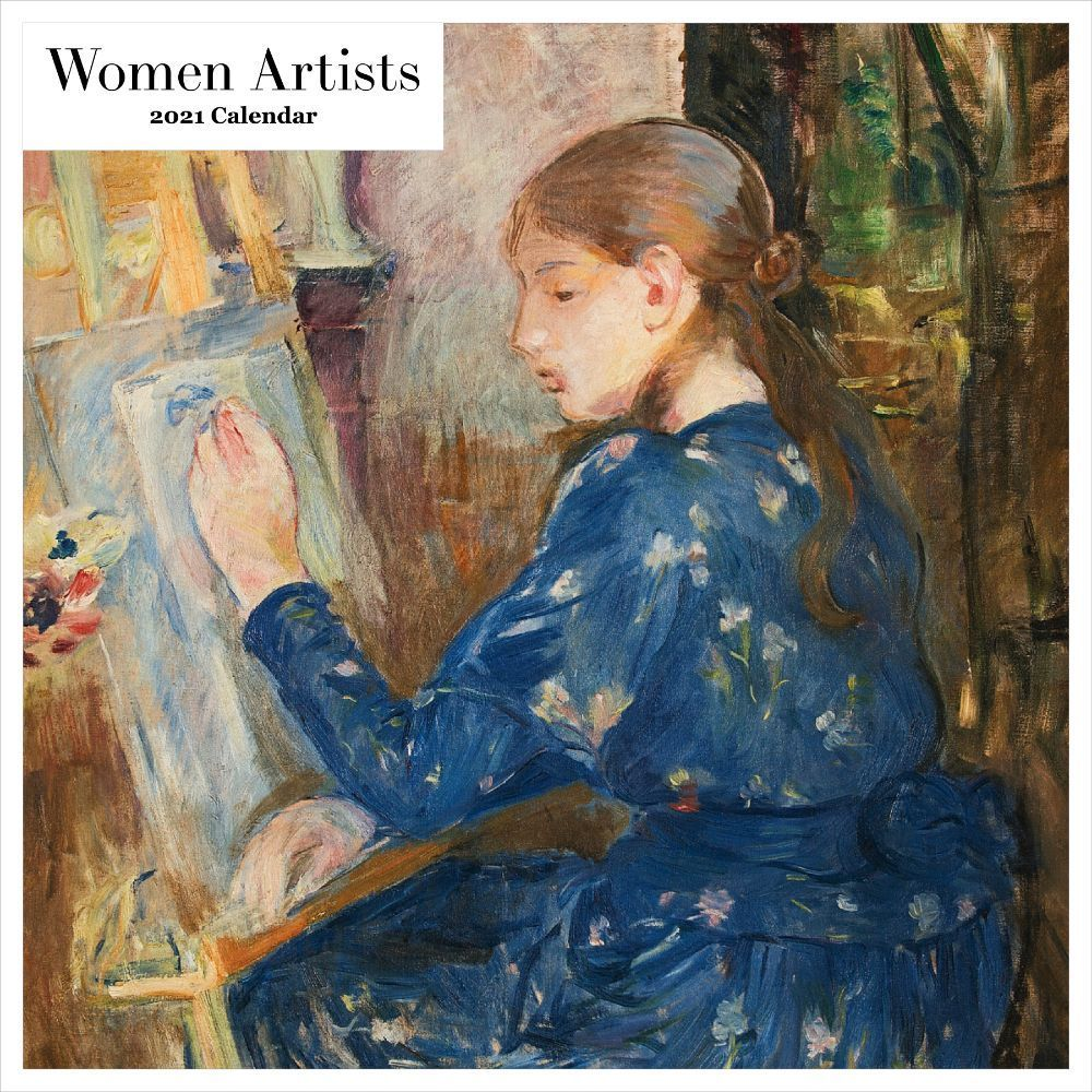 2021 Women Artists Wall Calendar