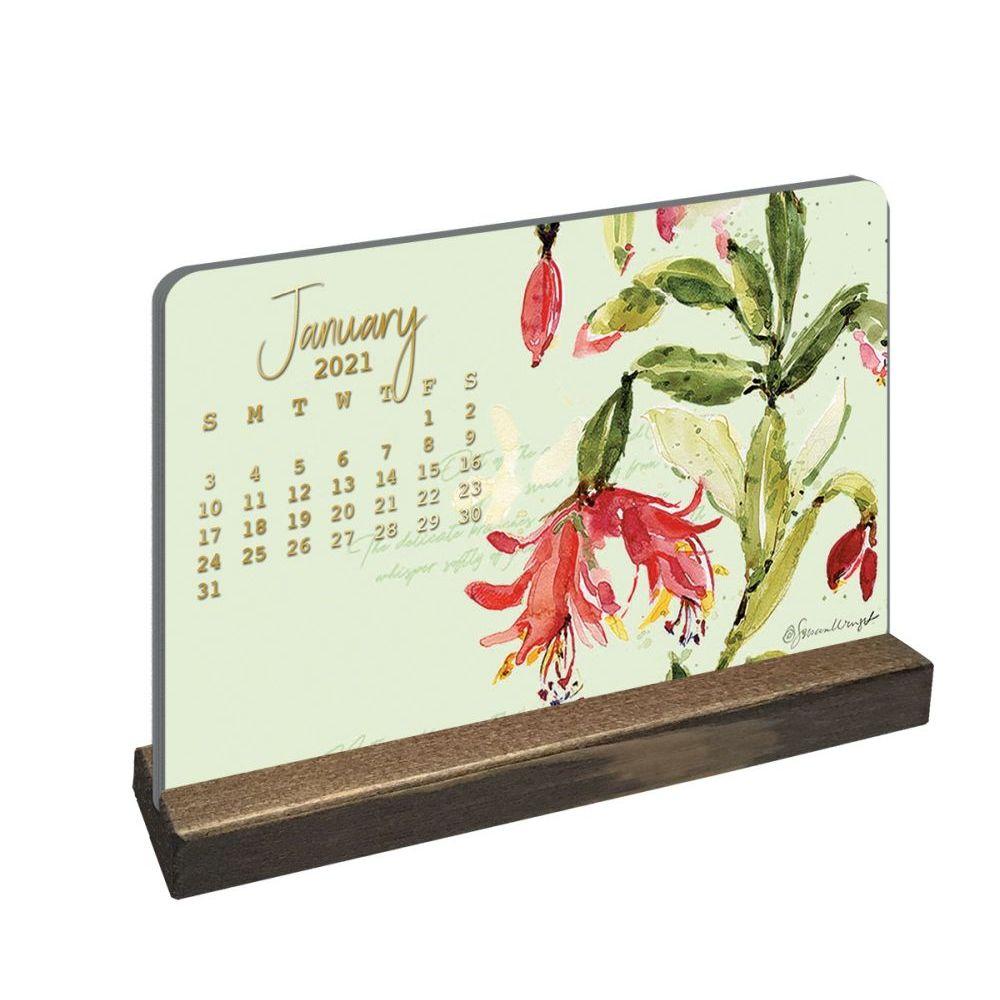 2021 Eden Easel Calendar by Susan Winget