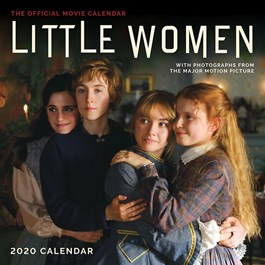 Little Women Wall Calendar The Official Movie Tie-In