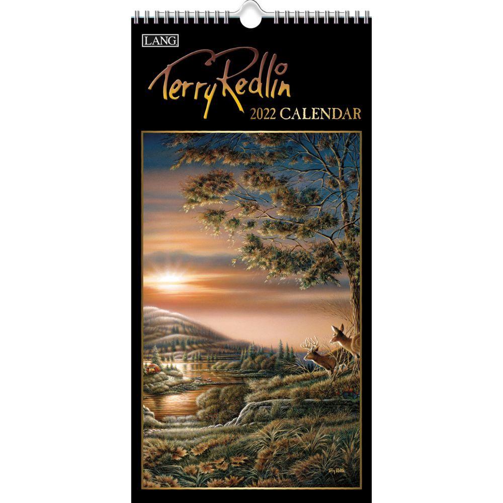 Terry Redlin 2022 Vertical Wall Calendar