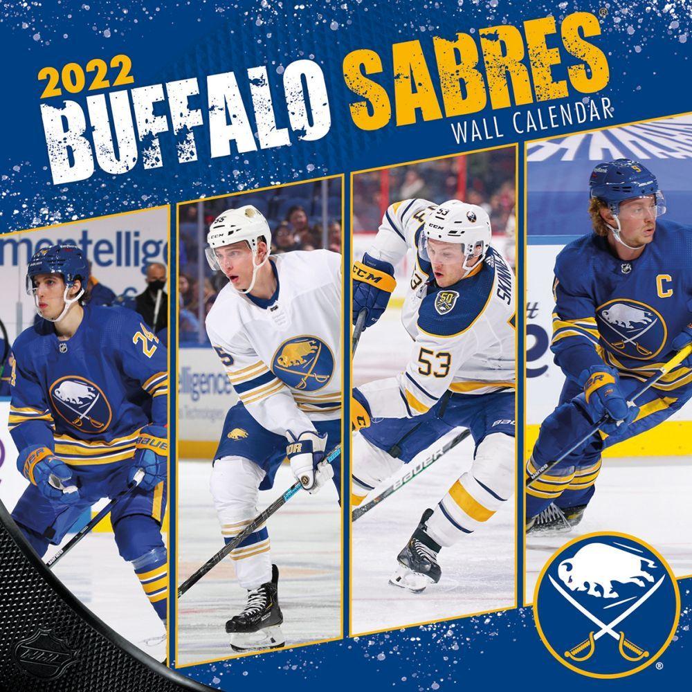 Buffalo Sabres 2022 Wall Calendar