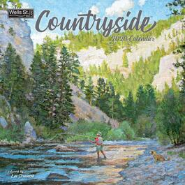 Countryside Wall Calendar