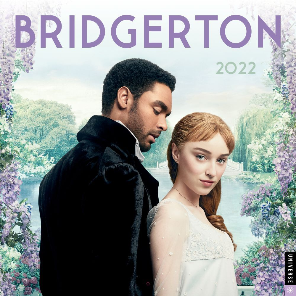 Bridgerton 2022 Wall Calendar