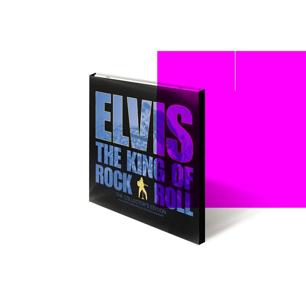 2021 Elvis Special Ed Wall Calendar