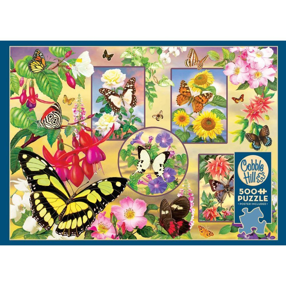 Butterfly-Magic-500pc-Puzzle-1