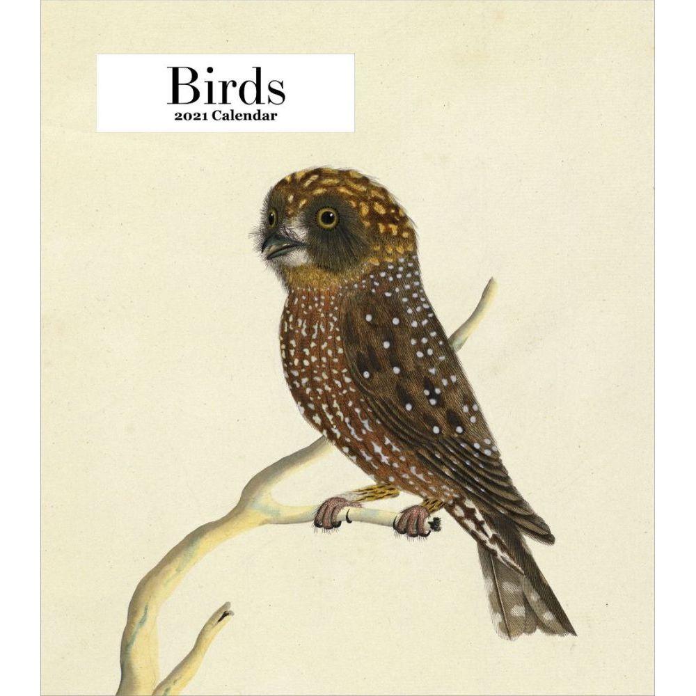 2021 Birds Easel Calendar