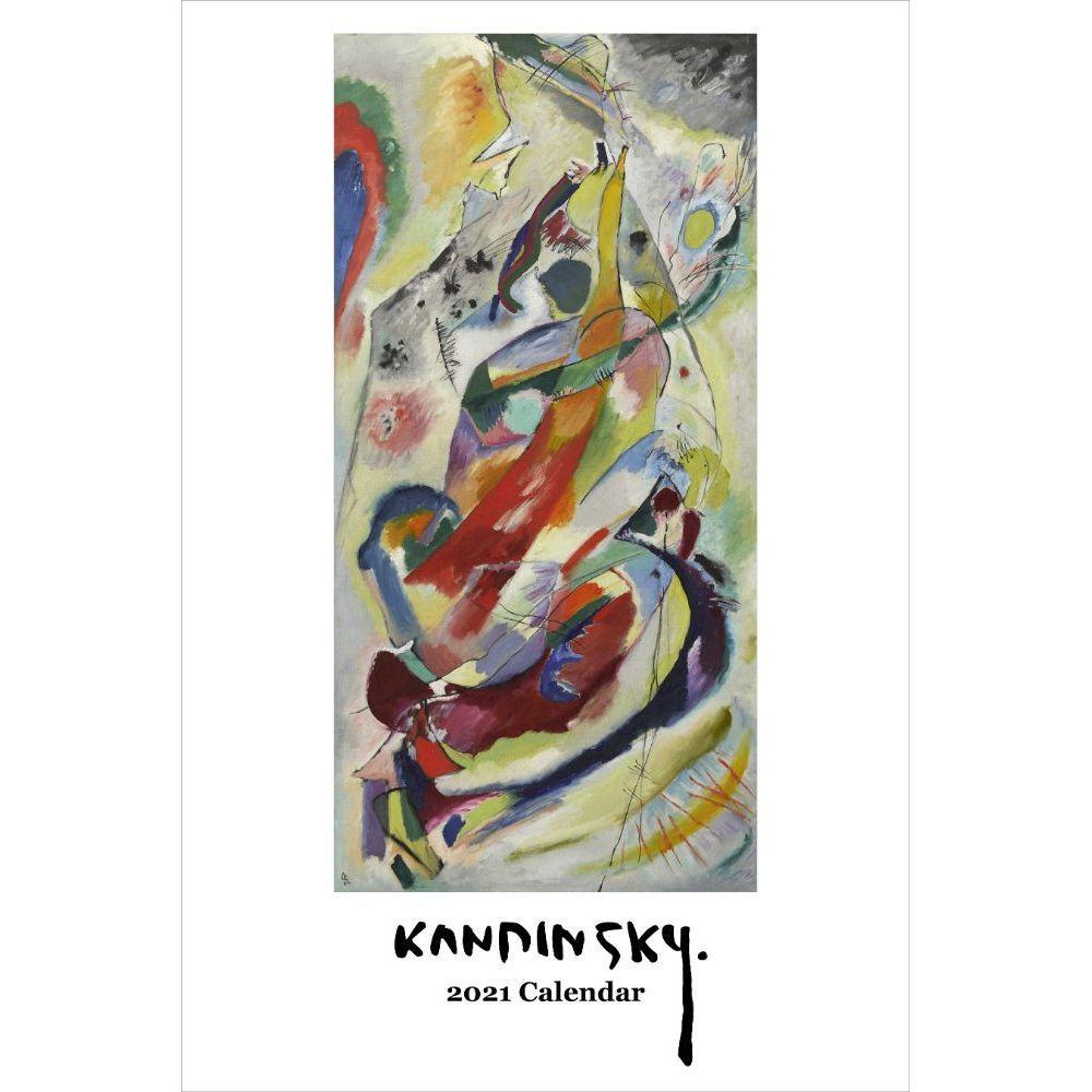 2021 Kandinsky Poster Wall Calendar