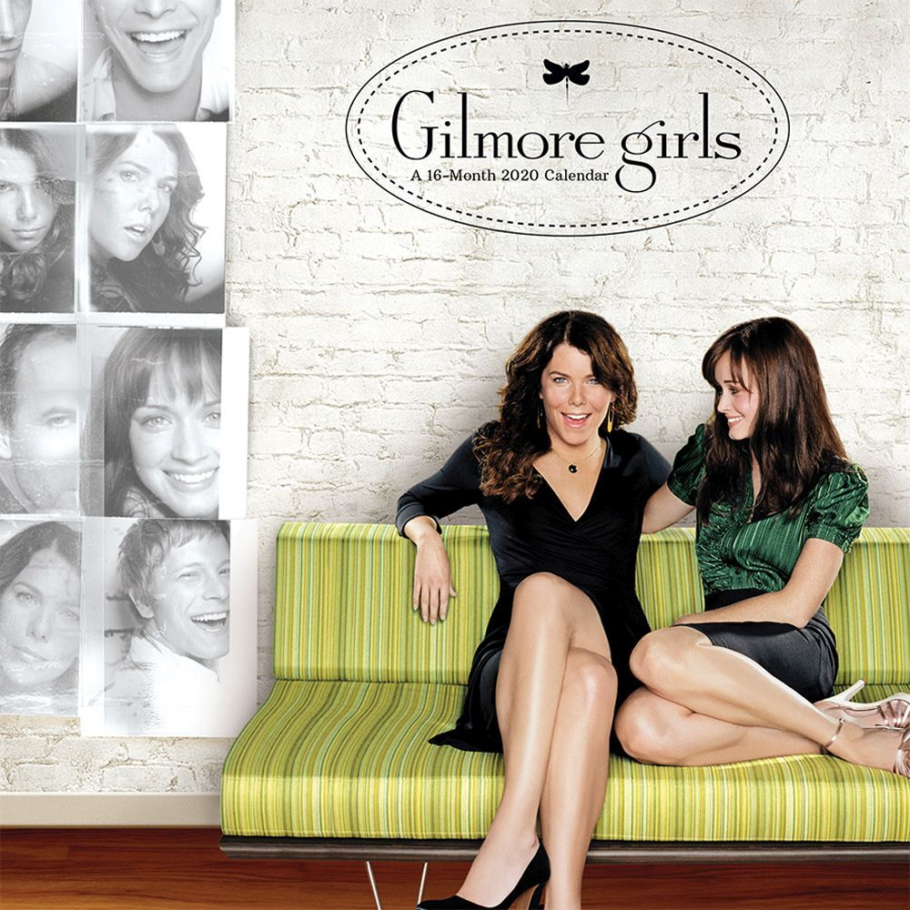 Gilmore Girls 2021 Wall Calendar