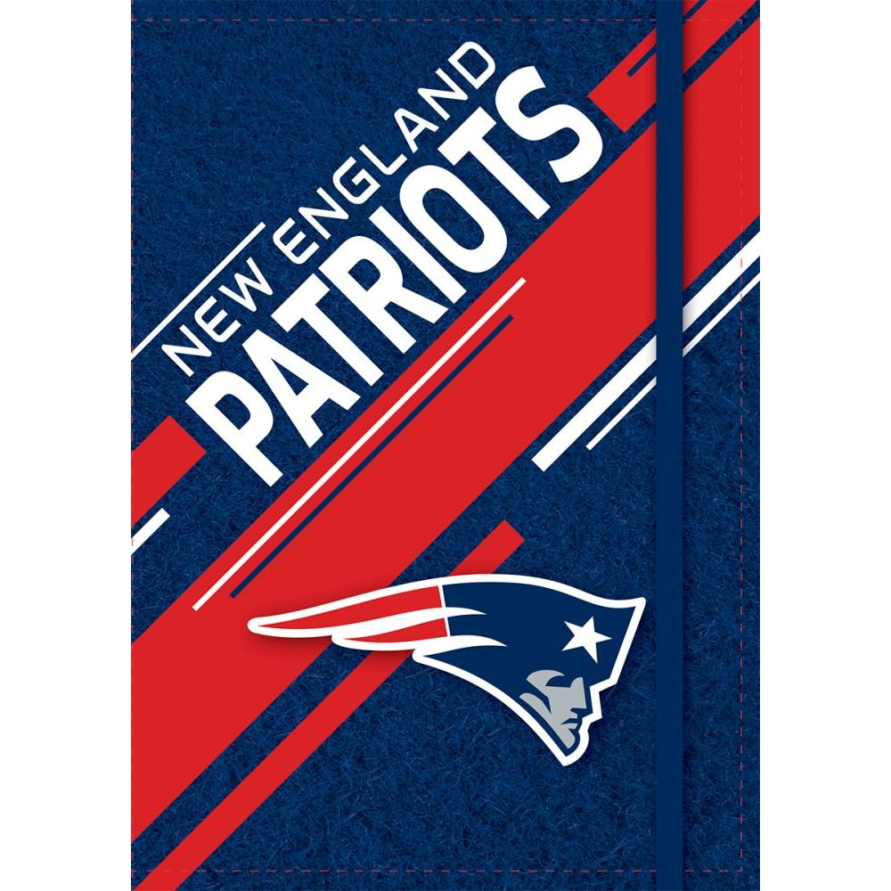 New-England-Patriots-Soft-Cover-Stitched-Journal-1