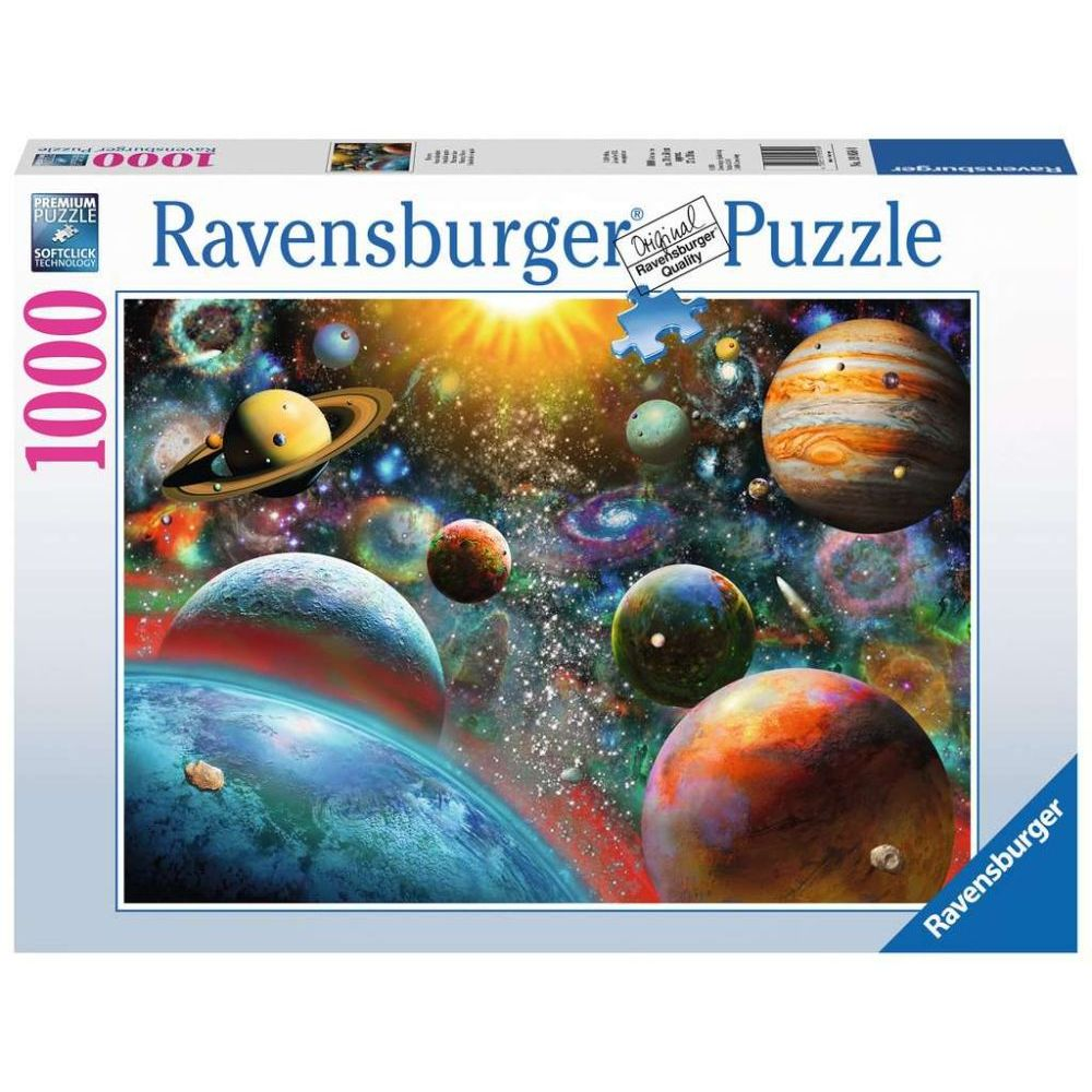 Best Planetary Vision 1000pc Puzzle You Can Buy