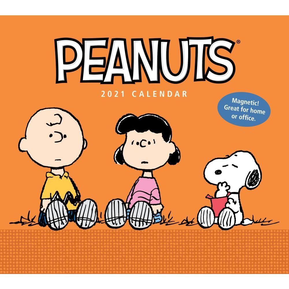 2021 Peanuts Magnetic Calendar