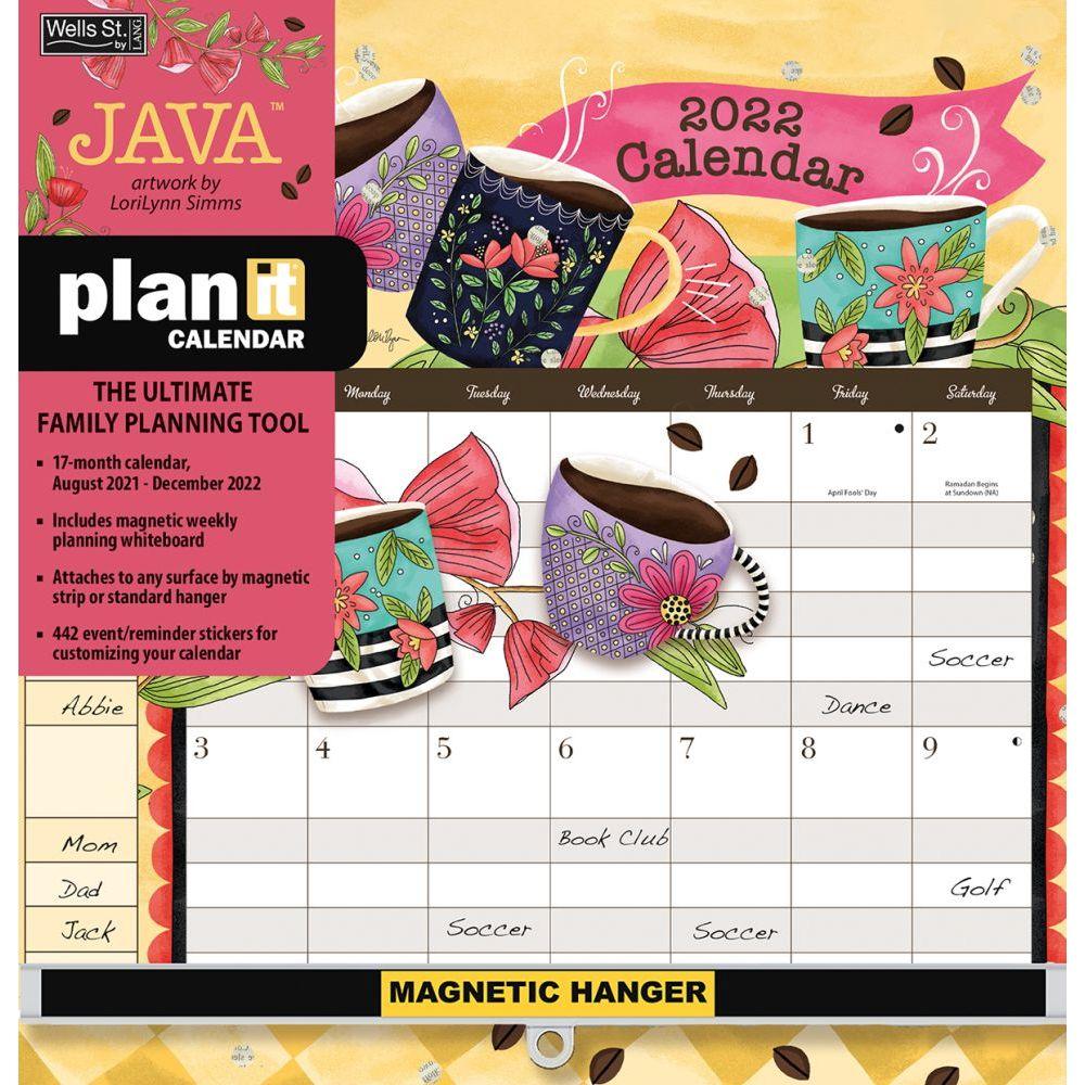 Java 2022 PlanIt